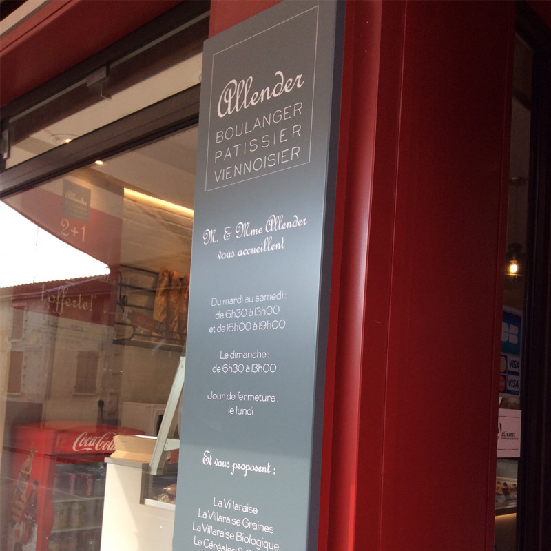 Boulangerie Pâtisserie Allender à Villers-en-Lieu