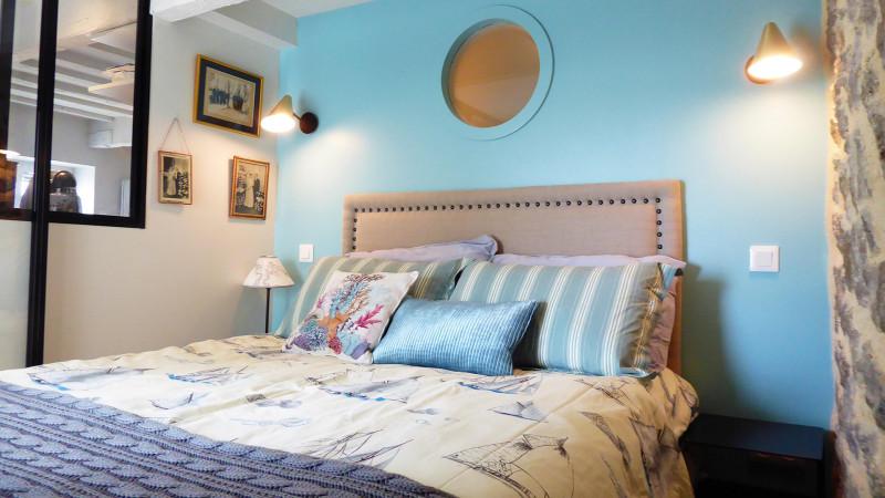 Réhabilitation appartement à Saint Malo