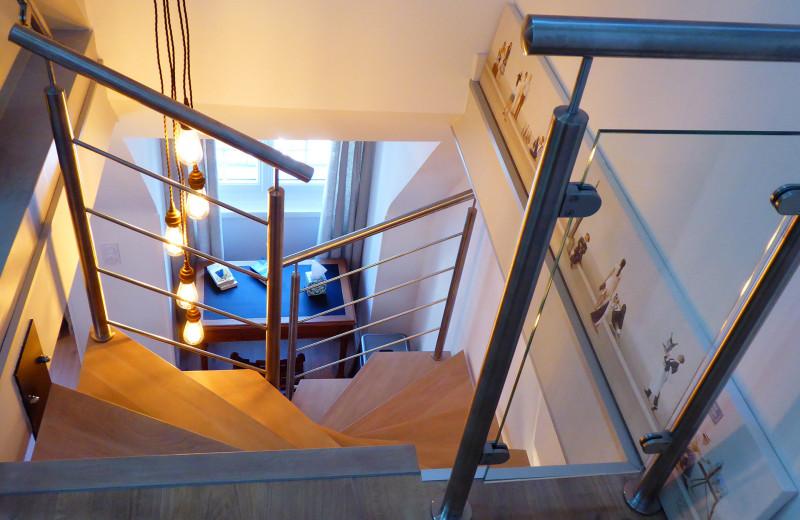 Appartement duplex et combles