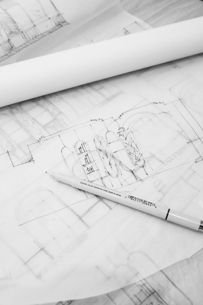 Architecte d'intérieur pour professionnels